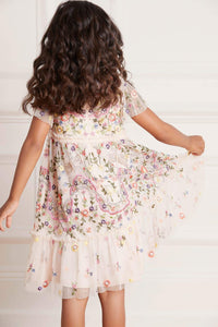 Dragonfly Garden Kids Dress
