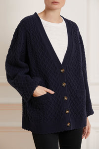 Elsie Cable Cardigan