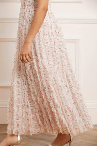 Marie Bijou Ankle Gown