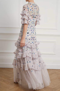 Meadow Sequin Gown