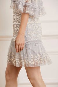 Melody Sequin Mini Dress