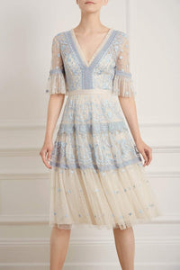 Great Gatsby Dress – Great Gatsby Dresses for Sale Midsummer Lace Dress $489.00 AT vintagedancer.com