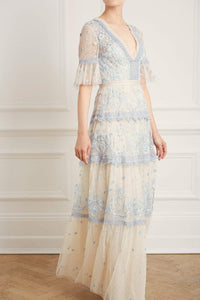 Midsummer Lace Gown