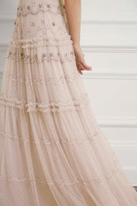 Neve Embellished Gown