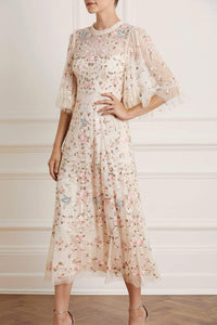 Regency Garden Ballerina Dress