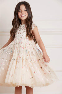 Regency Garden Kids Prom Dress