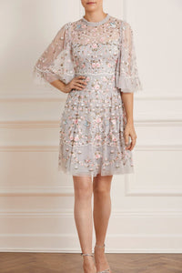 Regency Garden Mini Dress