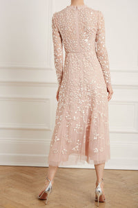 Rosmund Sequin Ballerina Dress