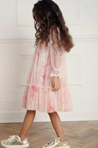 Ruby Bloom Ditsy Kids Dress