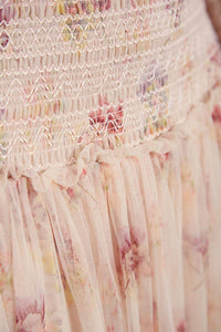 Think Of Me Smocked Ballerina Skirt