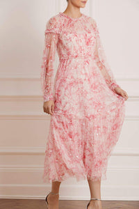 Toile De Jouy Delphine Ballerina Dress