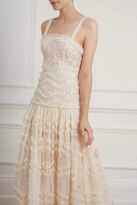 Tulle Bloom Gown