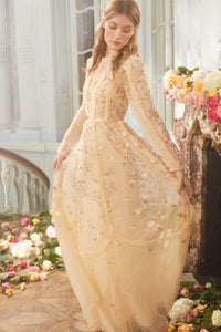 Wallflower Gown