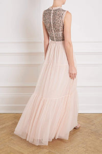 Andromeda Sleeveless Gown