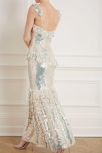 Scarlett Sequin Gown