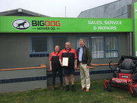 Outstanding Sales Acheivement - BigDog Mowers