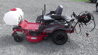 BigDog Mower Custom Spray Unit