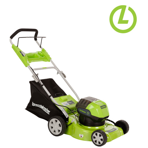 "LawnMaster 16"" Mower"