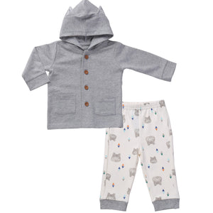 Boy Clothes 1 Year Old Boy Clothes Gifts Infant Jacket and Pants Set