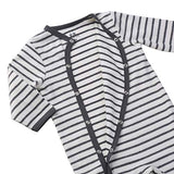 Asher & Olivia Footed Pajamas for Boys Baby Sleepers Side Snap Footies
