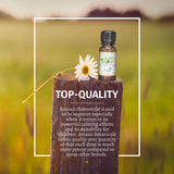 Roman Chamomile Essential Oil Ultra-Premium 100% Pure Therapeutic Grade - 10ml By Avíano Botanicals