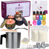 DIY Candle Making Kit for Adults – All Inclusive – Art & Crafts Supplies