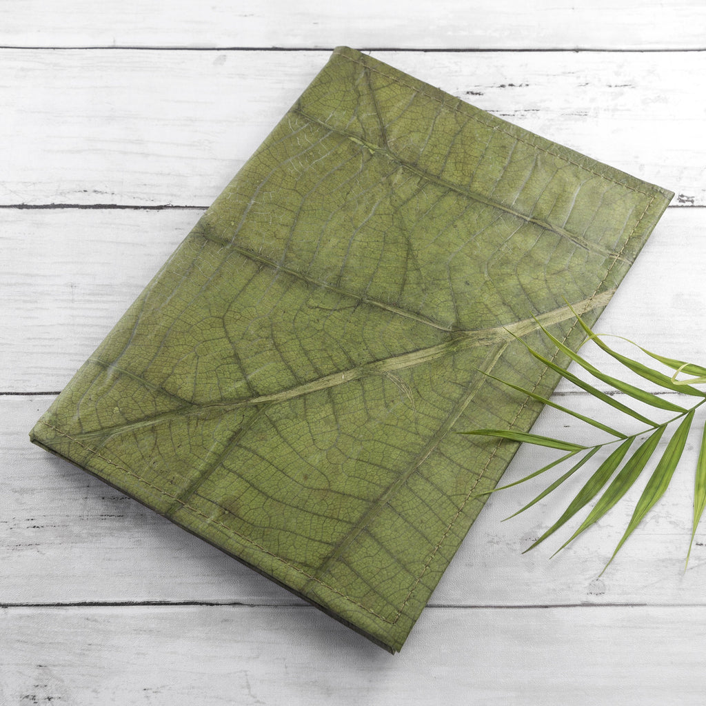 Leaf Leather Journals