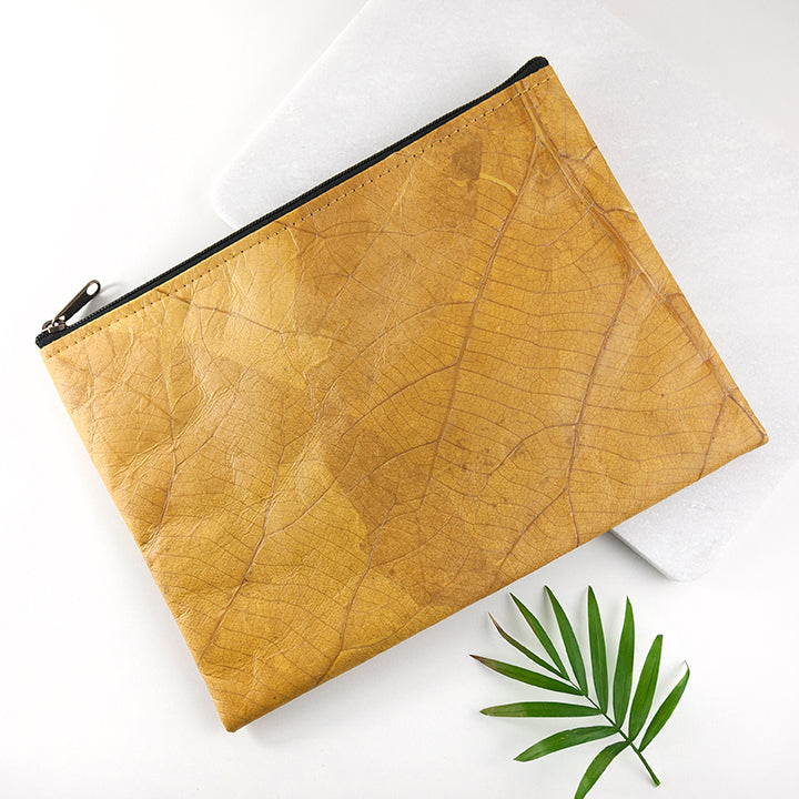 Bags in Leaf Leather