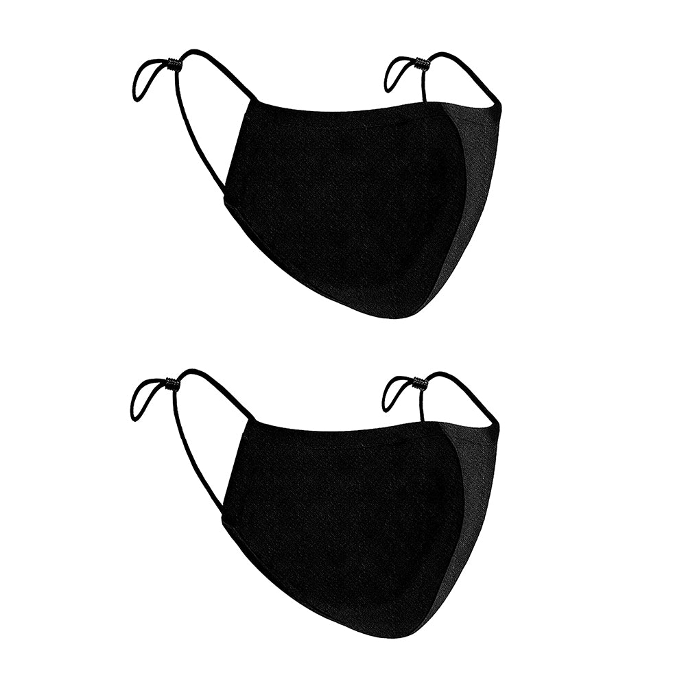 Comfort-Fit Face Mask - Pack of 2