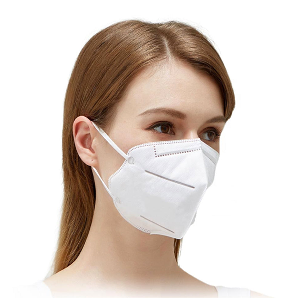 KN95 / FFP2 Disposable Face Masks - Pack of 10
