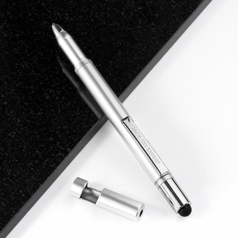 Personalised 8-in-1 Multitool Pen - treat-republic