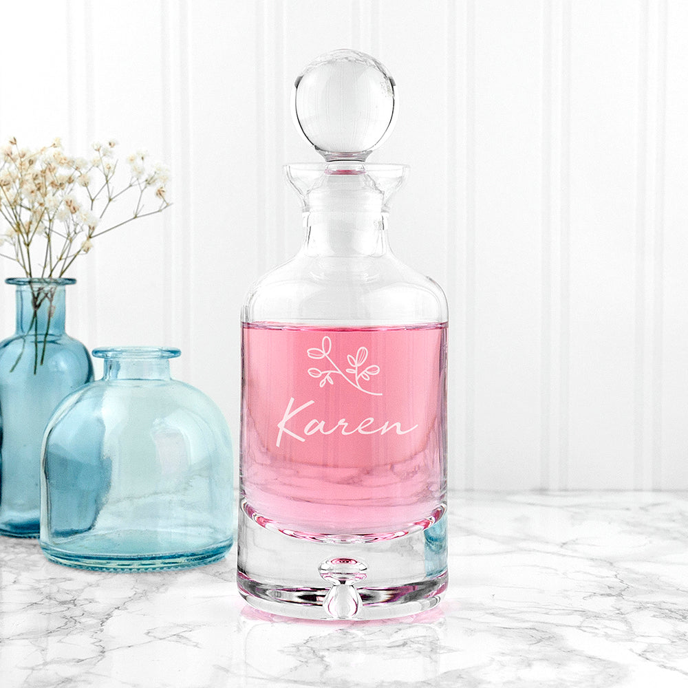 Personalised Icon Gin Decanter
