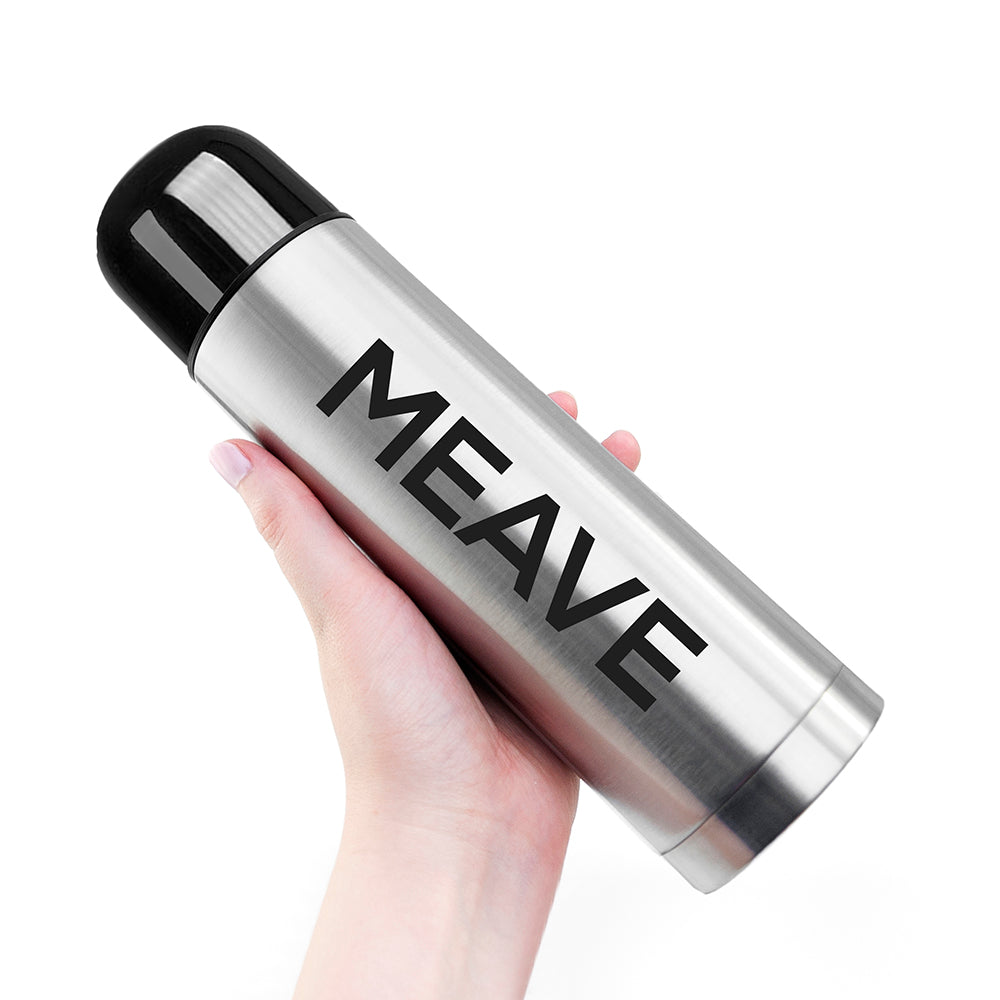Personalised Stainless Steel Thermos Flask 750ml