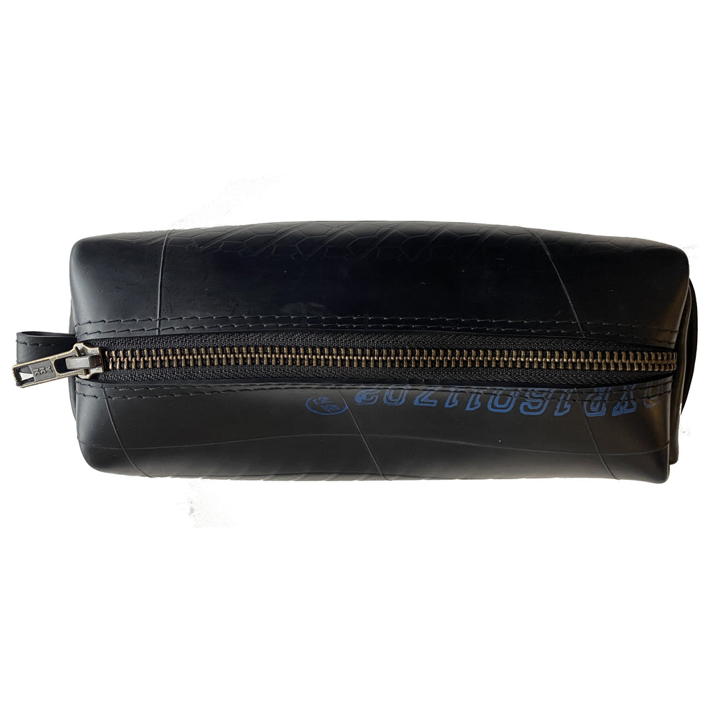 Upcycled Truck Tyre Rubber Small Wash Bag