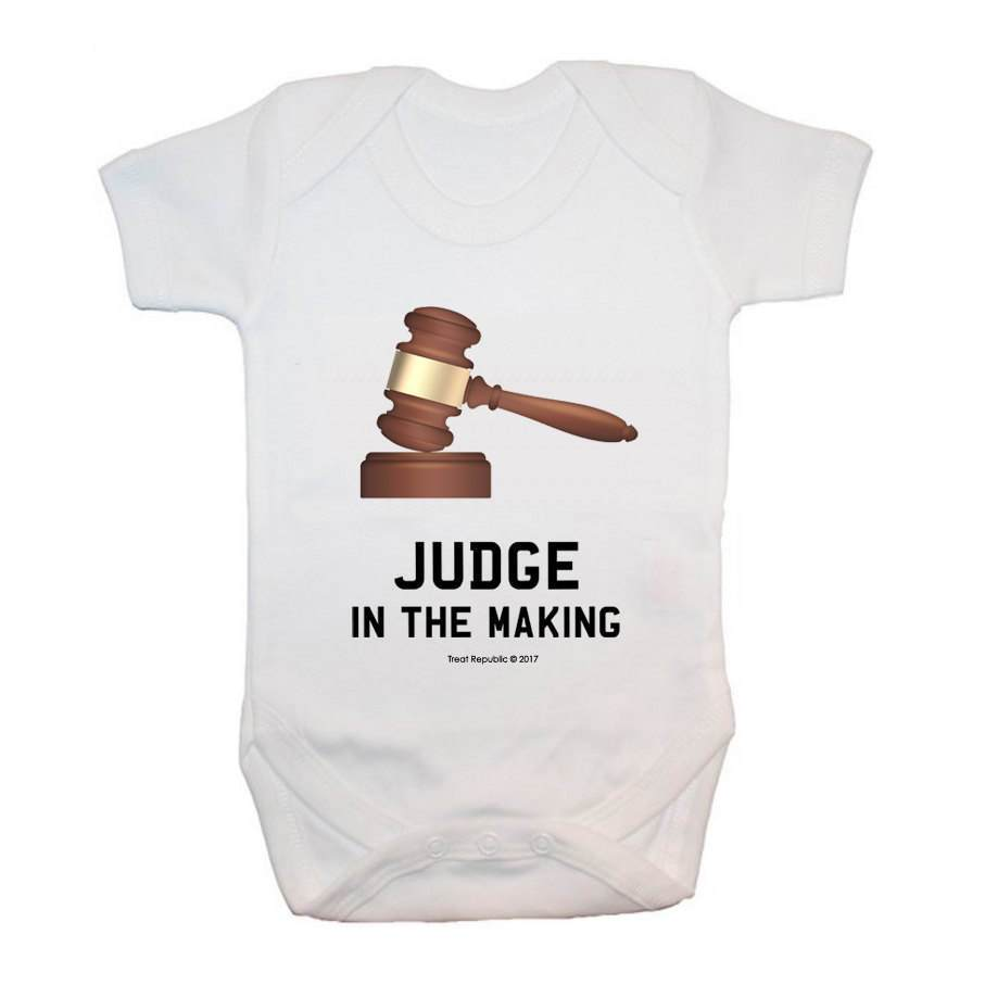 Judge In The Making
