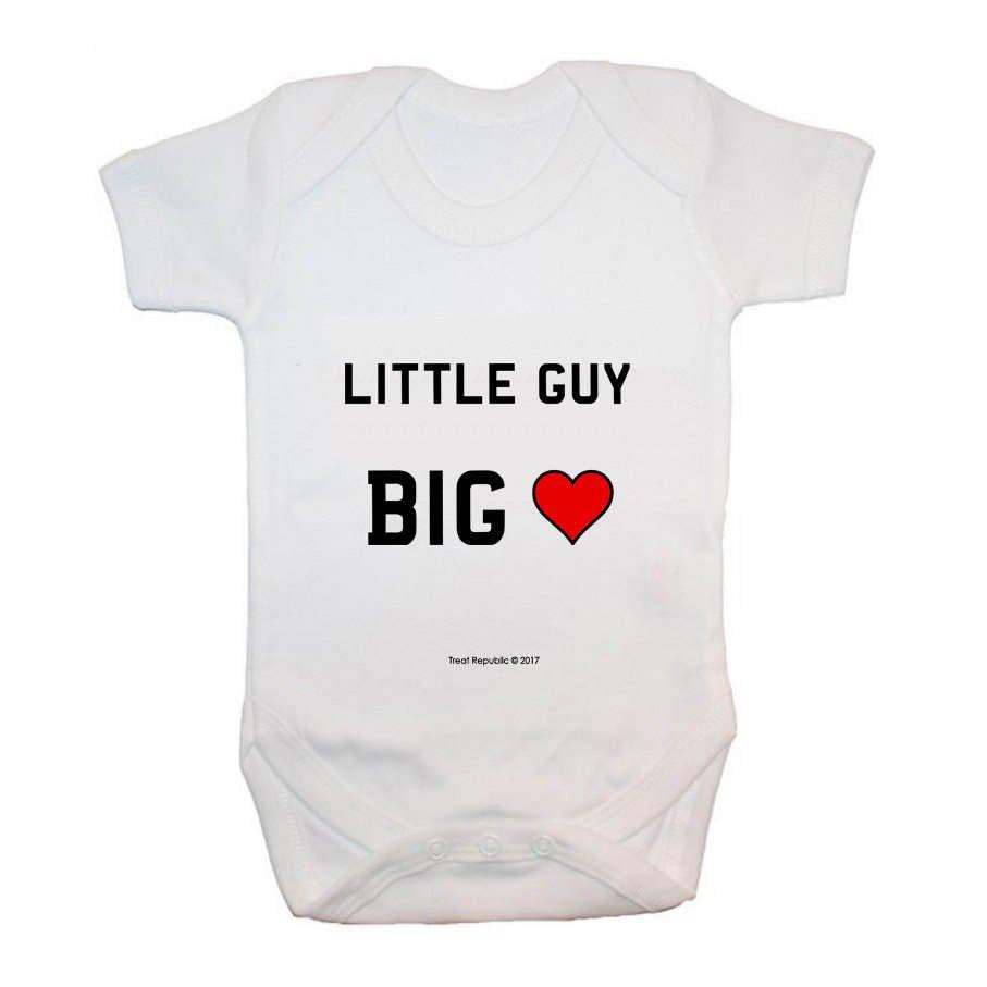 Little Guy Big Love - treat-republic