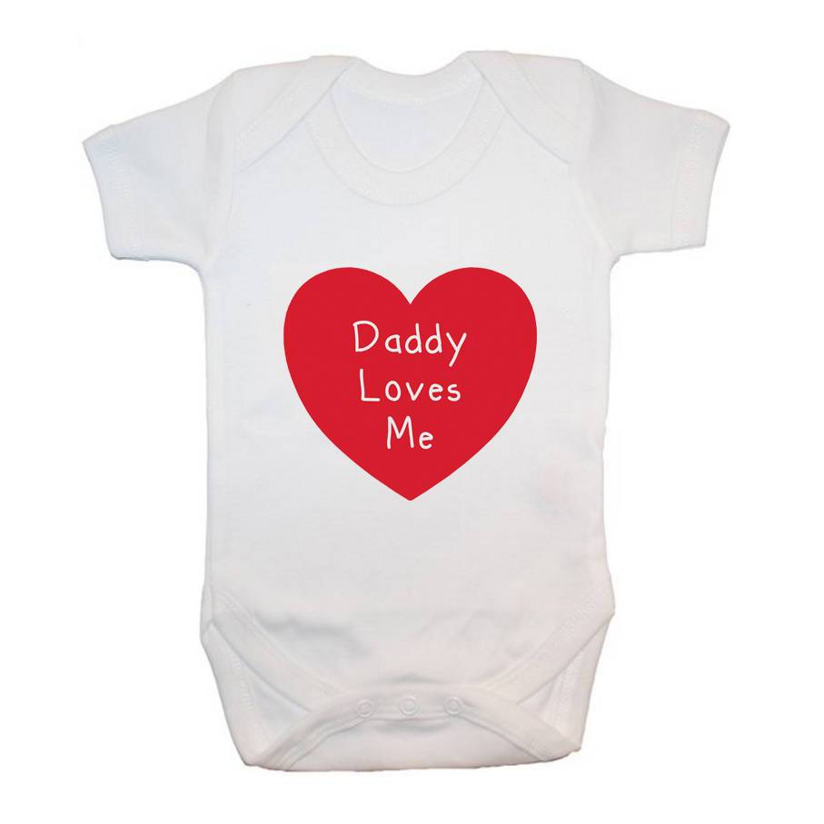 Daddy Loves Me - treat-republic