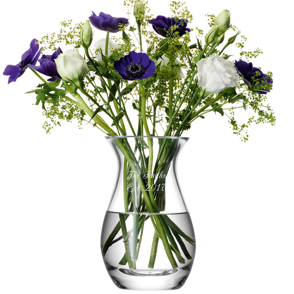 LSA Personalised Posy Vase - treat-republic