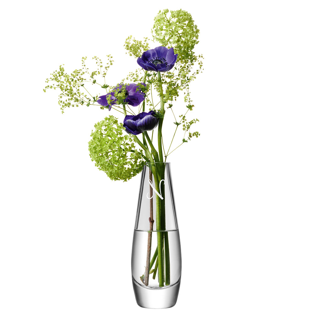 LSA Personalised Single Stem Vase - treat-republic