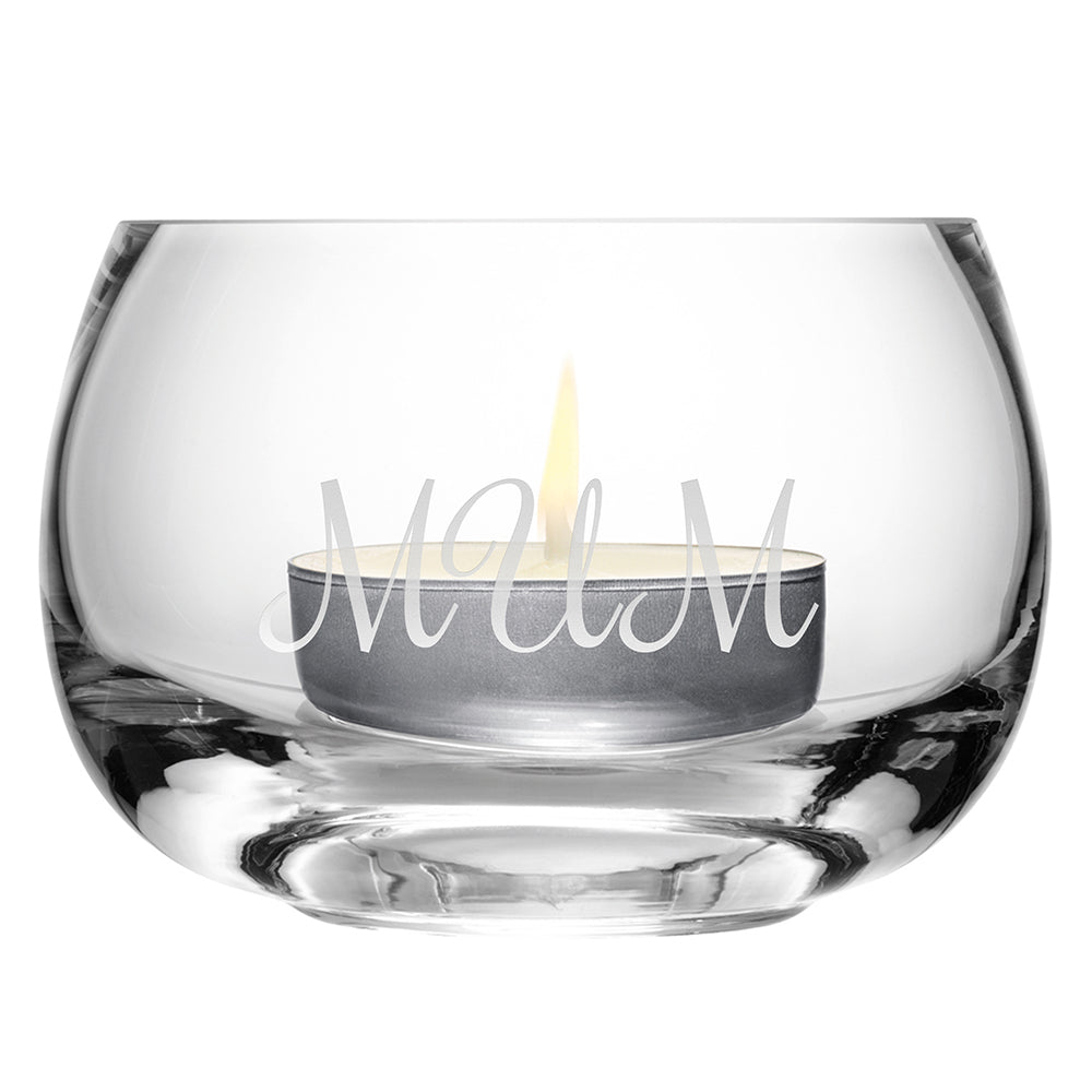 LSA Personalised Tealight Holder - treat-republic