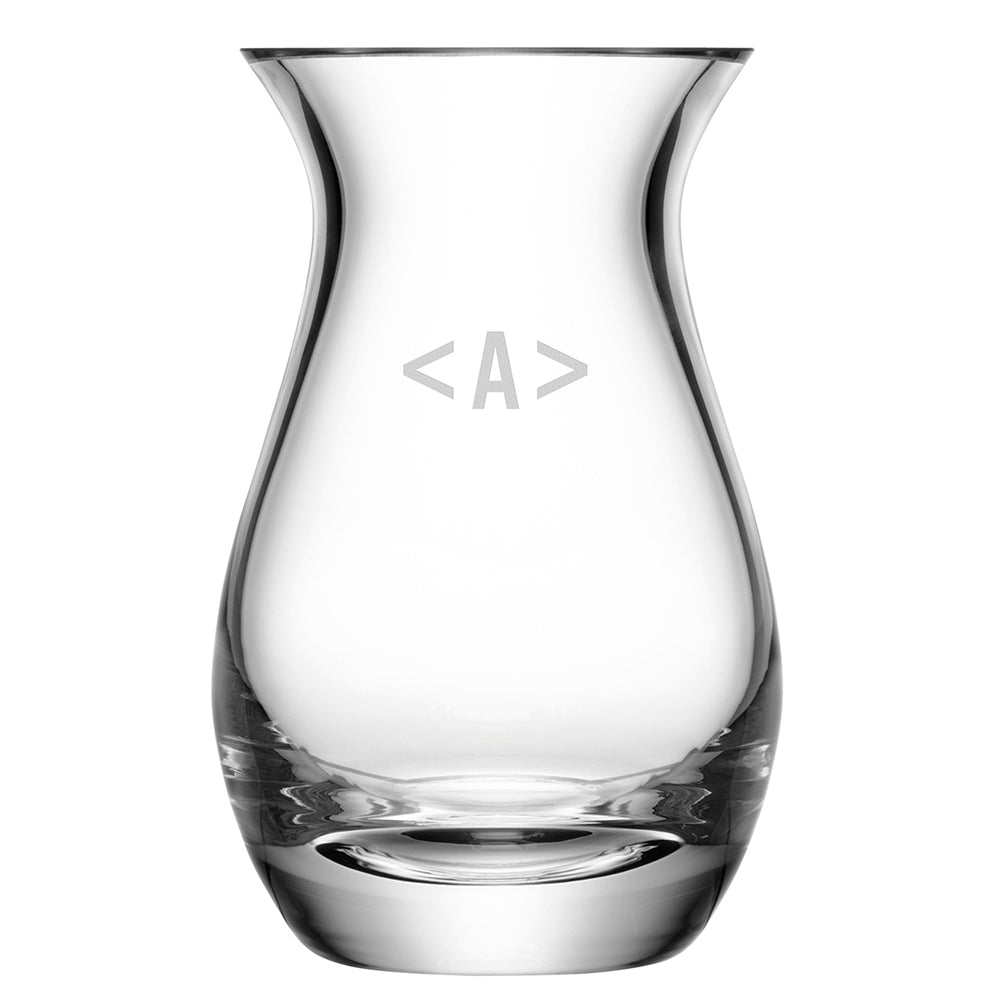 LSA Monogrammed Posy Vase - treat-republic