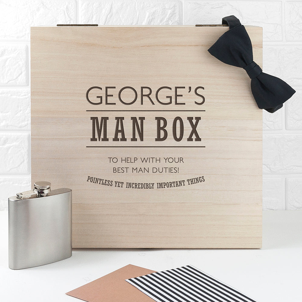 The Ultimate Man Box - treat-republic