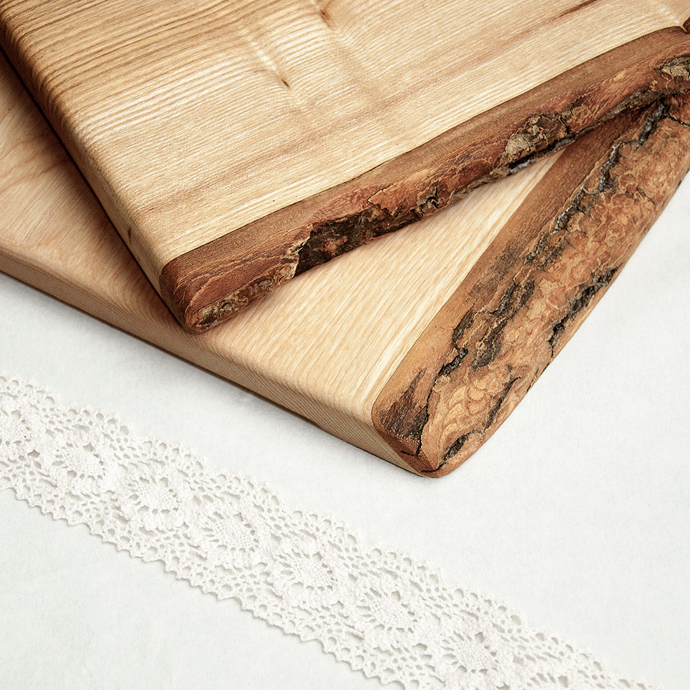 Personalised Sunday Roast Rustic Carving Board - treat-republic