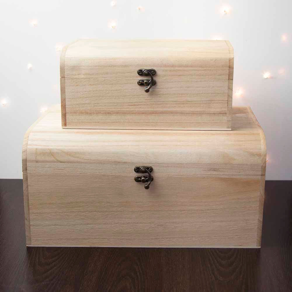Personalised Baby's First Christmas Eve Chest - treat-republic