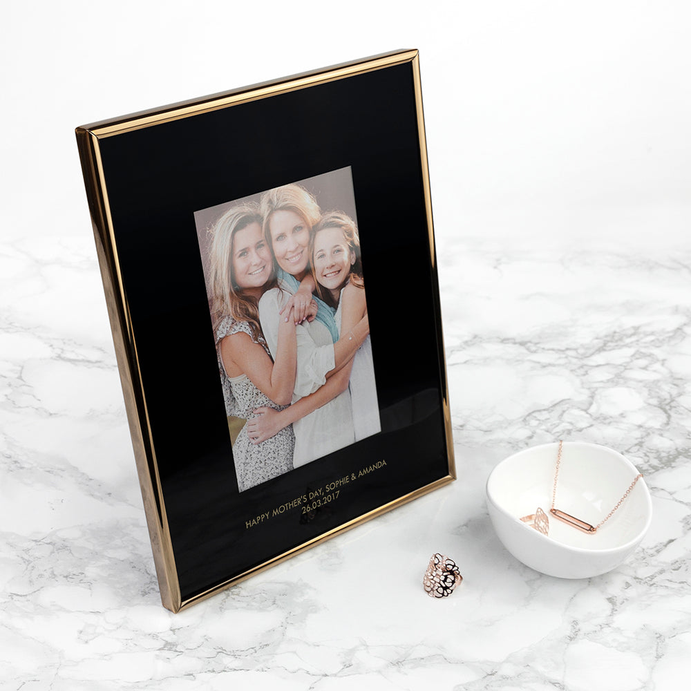Personalised Statement Photo Frame - treat-republic