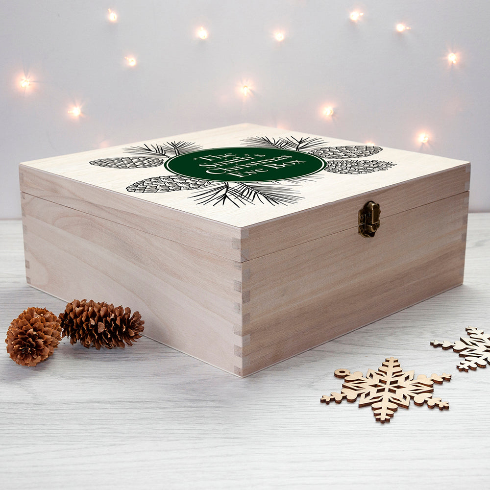 Personalised Classic Christmas Eve Box - treat-republic