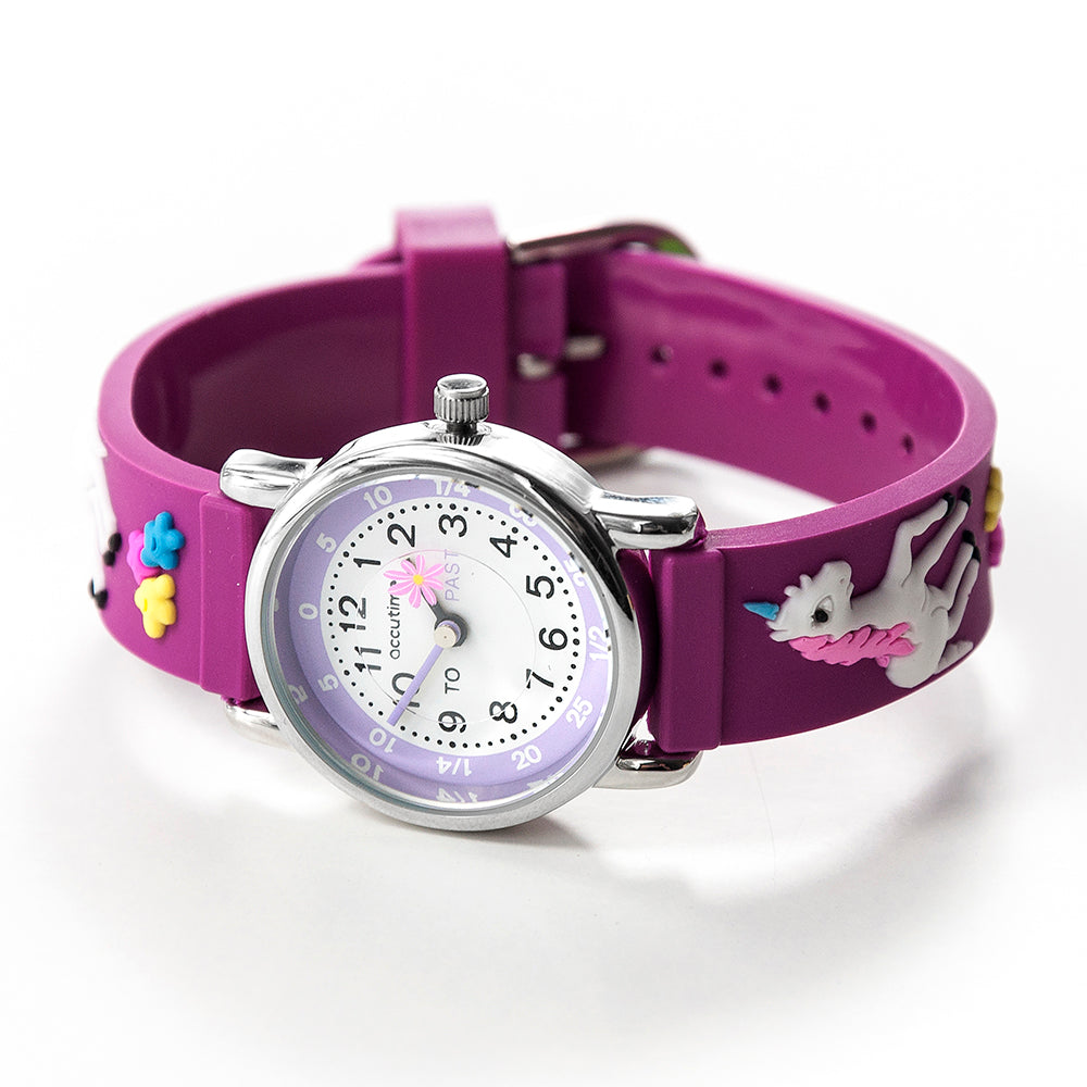 Kids Personalised Unicorn Watch