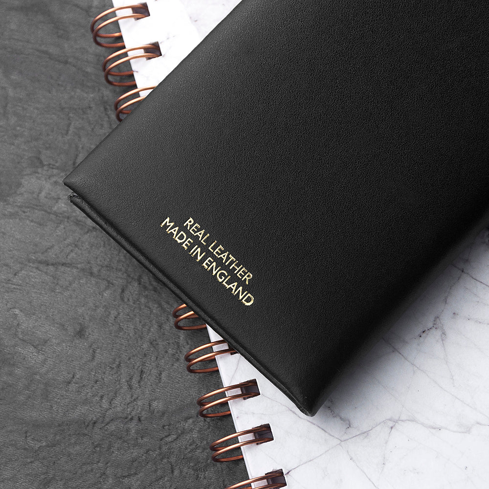 Personalised Leather Golf Note Book - treat-republic