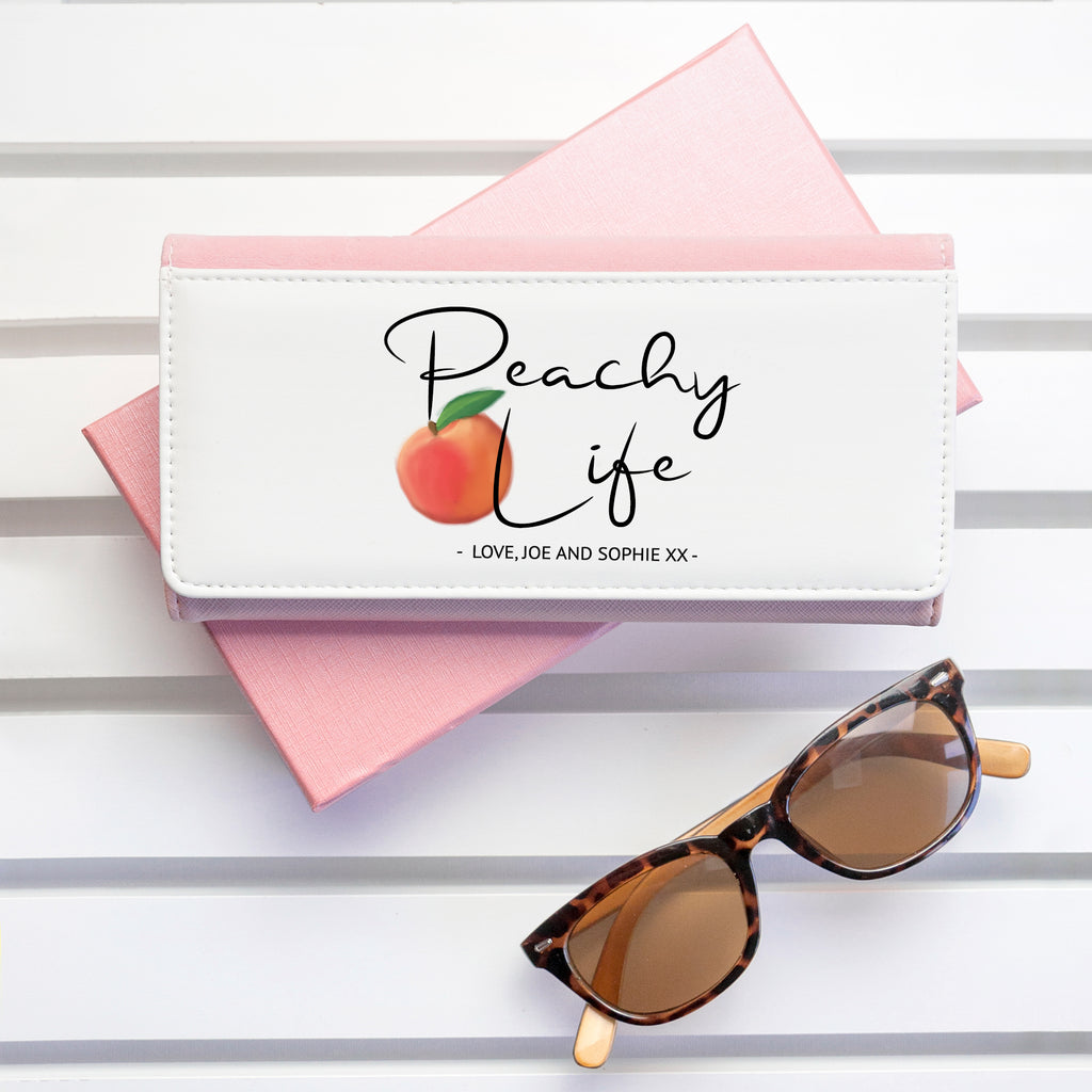 Peachy Life Pink Wallet - treat-republic