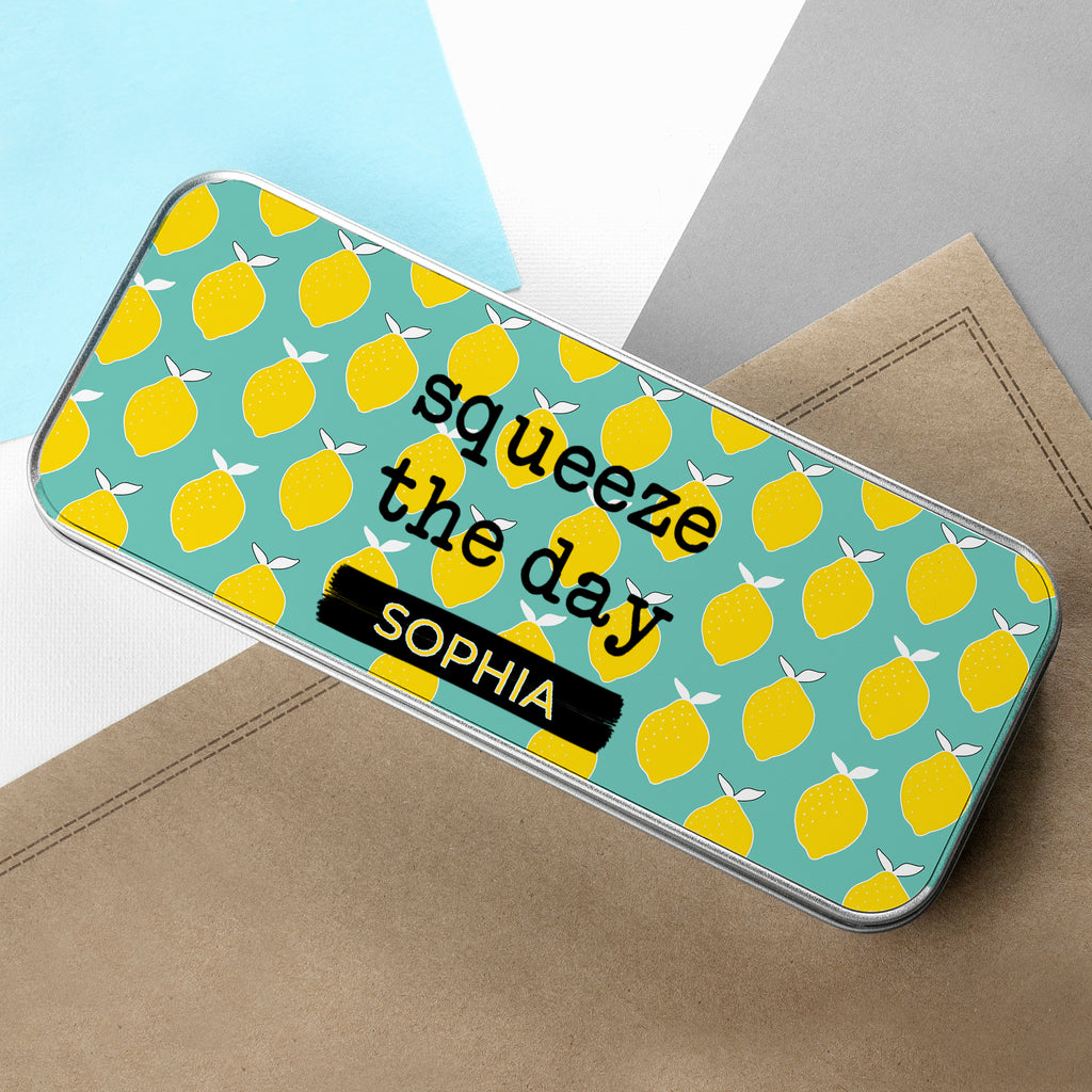 Squeeze The Day Pencil Case - treat-republic